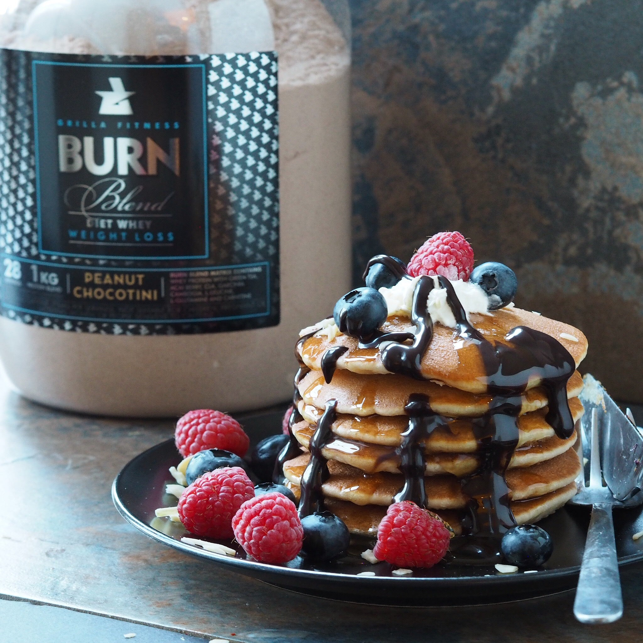 Anyone for Protein pancakes?
