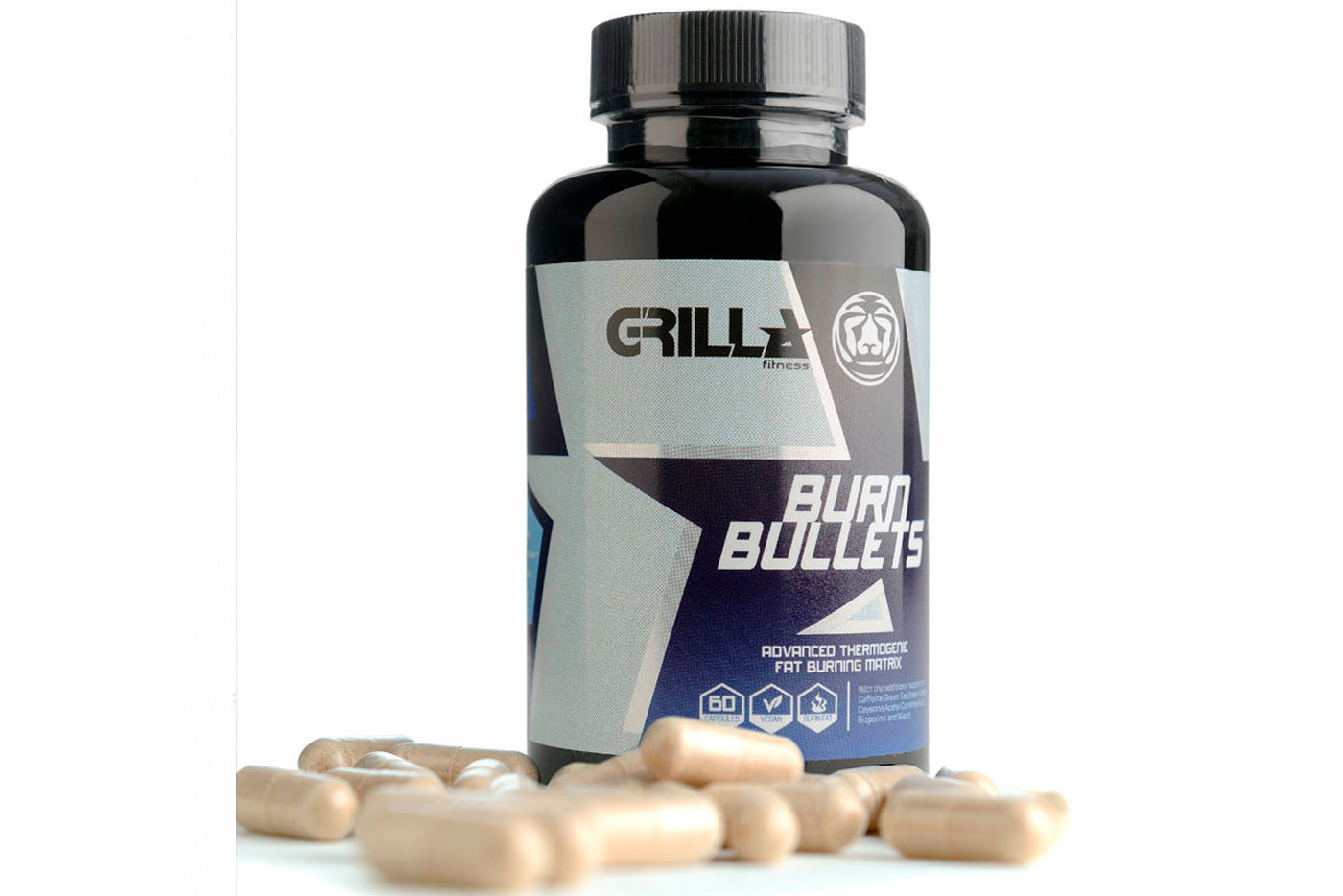 Burn Bullets a New Fatburner For The Massses