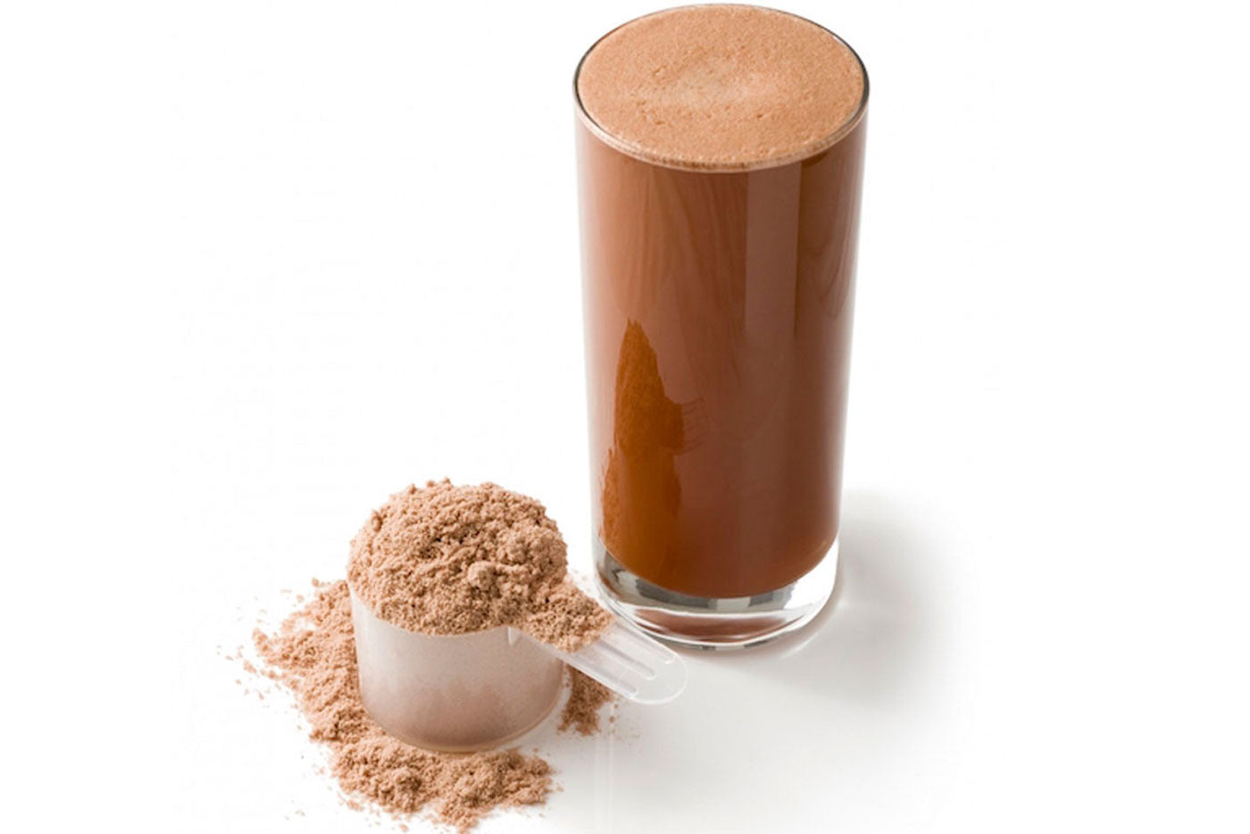 Will protein powder bulk me up?