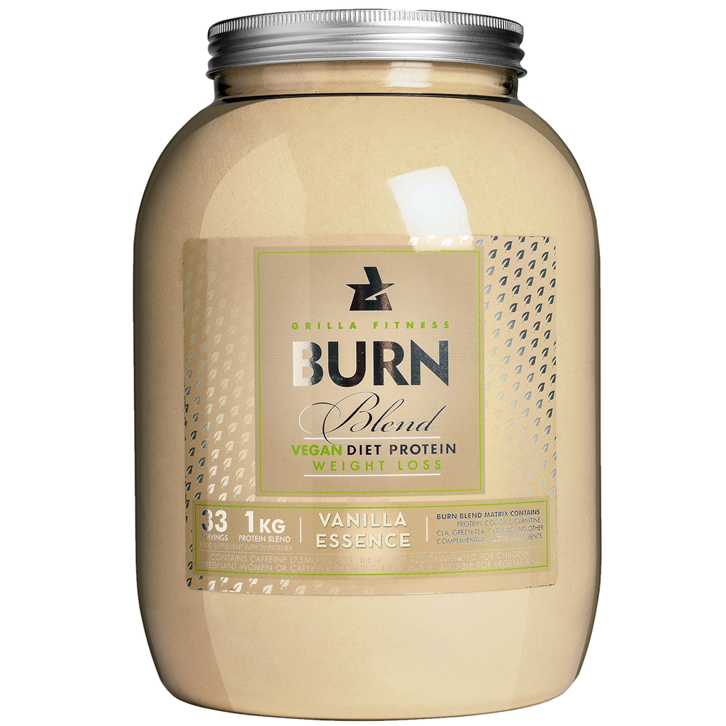 Burn Blend Diet Vegan Protein Shake