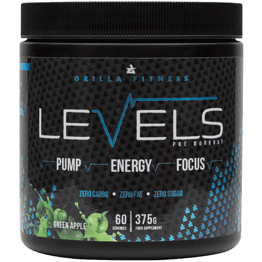 Levels Pre Workout
