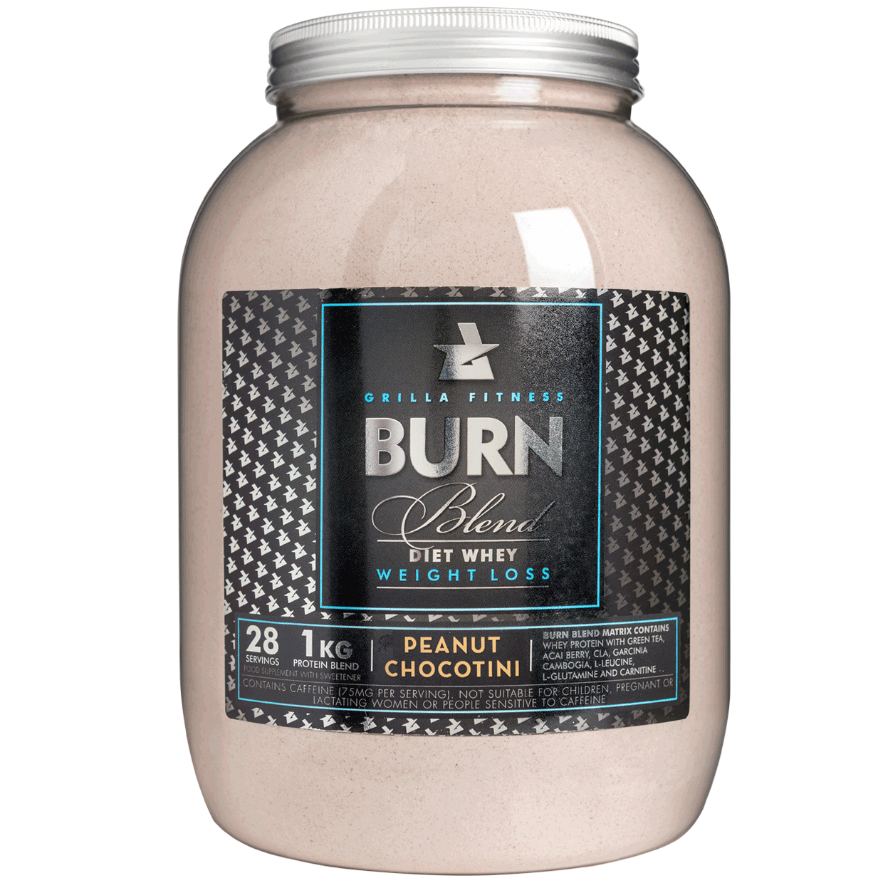 Burn Blend Diet Protein Shake Peanut Chocotini