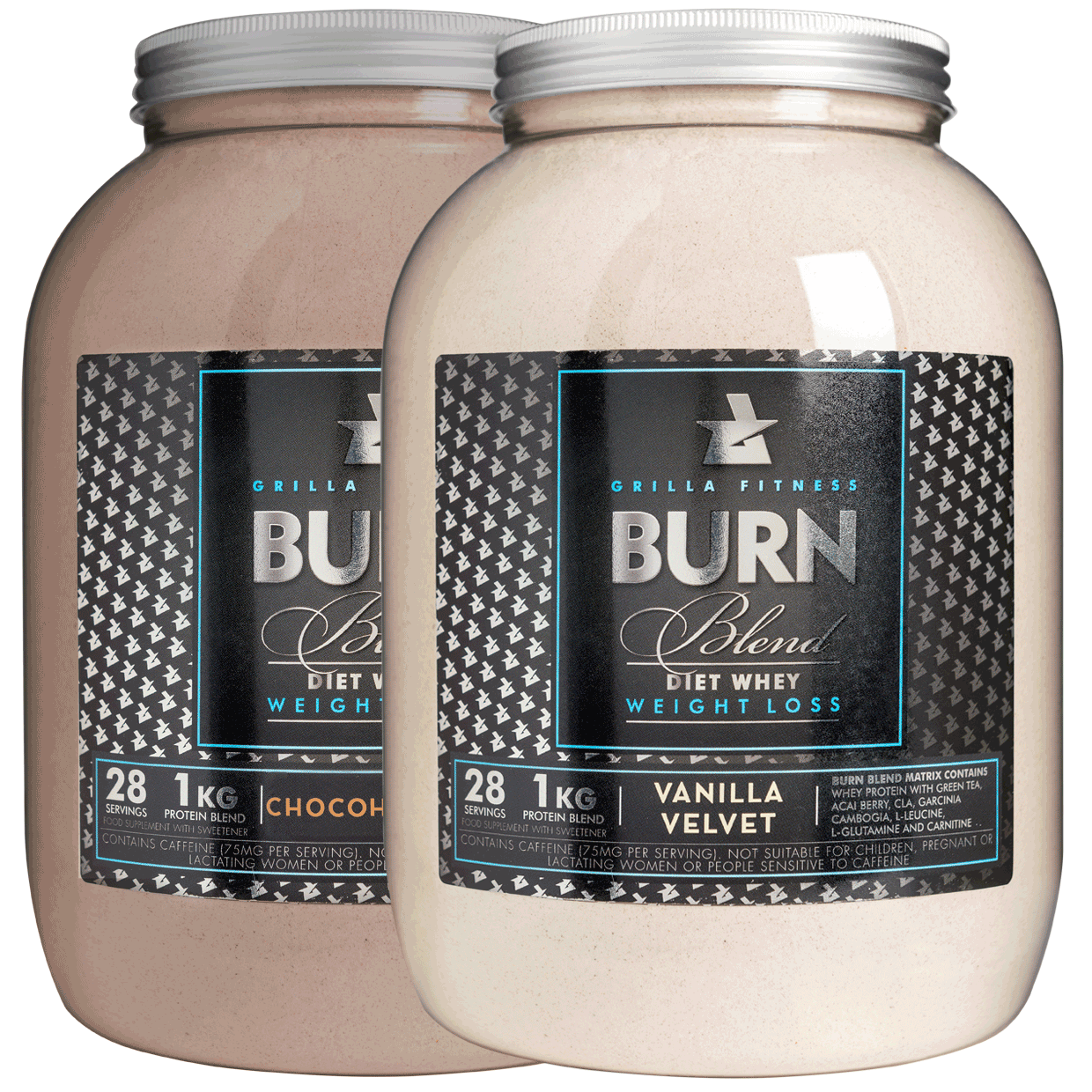 Burn Blend Twin Pack