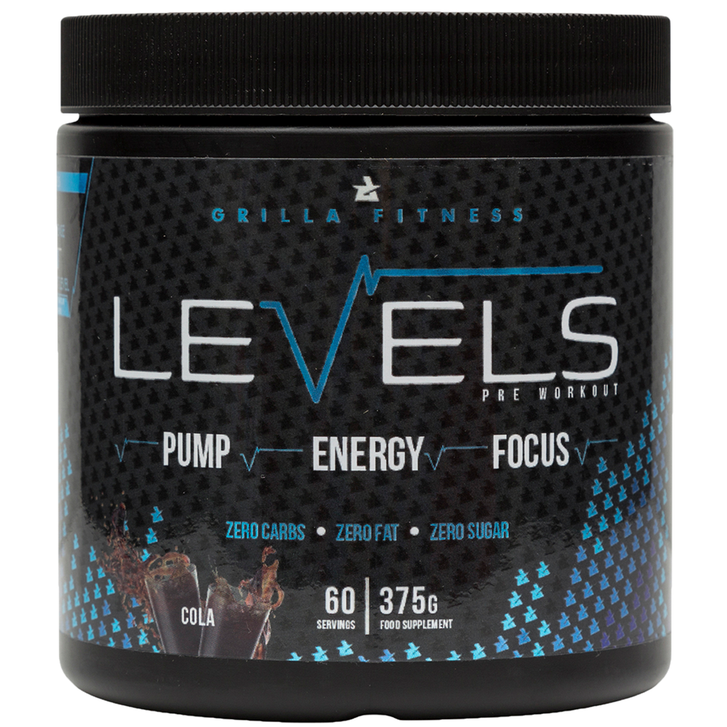 Levels Pre Workout Cola
