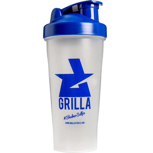 Protein Shaker Blue