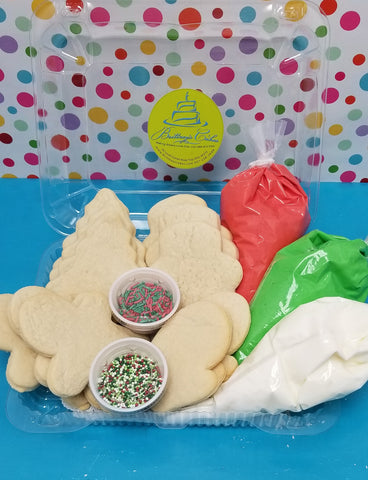 Custom Cookie Decorating Kit