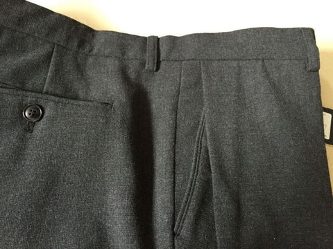 NWT $ 775 Giorgio Armani  Mens Dress Pants Size 58 Eur ( 40 U.S  ) Made in Italy - BAYSUPERSTORE