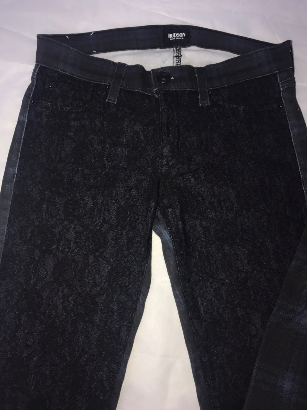 Hudson Super Skinny  Women's Vice Versa Jeans Size 26 US Made in USA - BAYSUPERSTORE