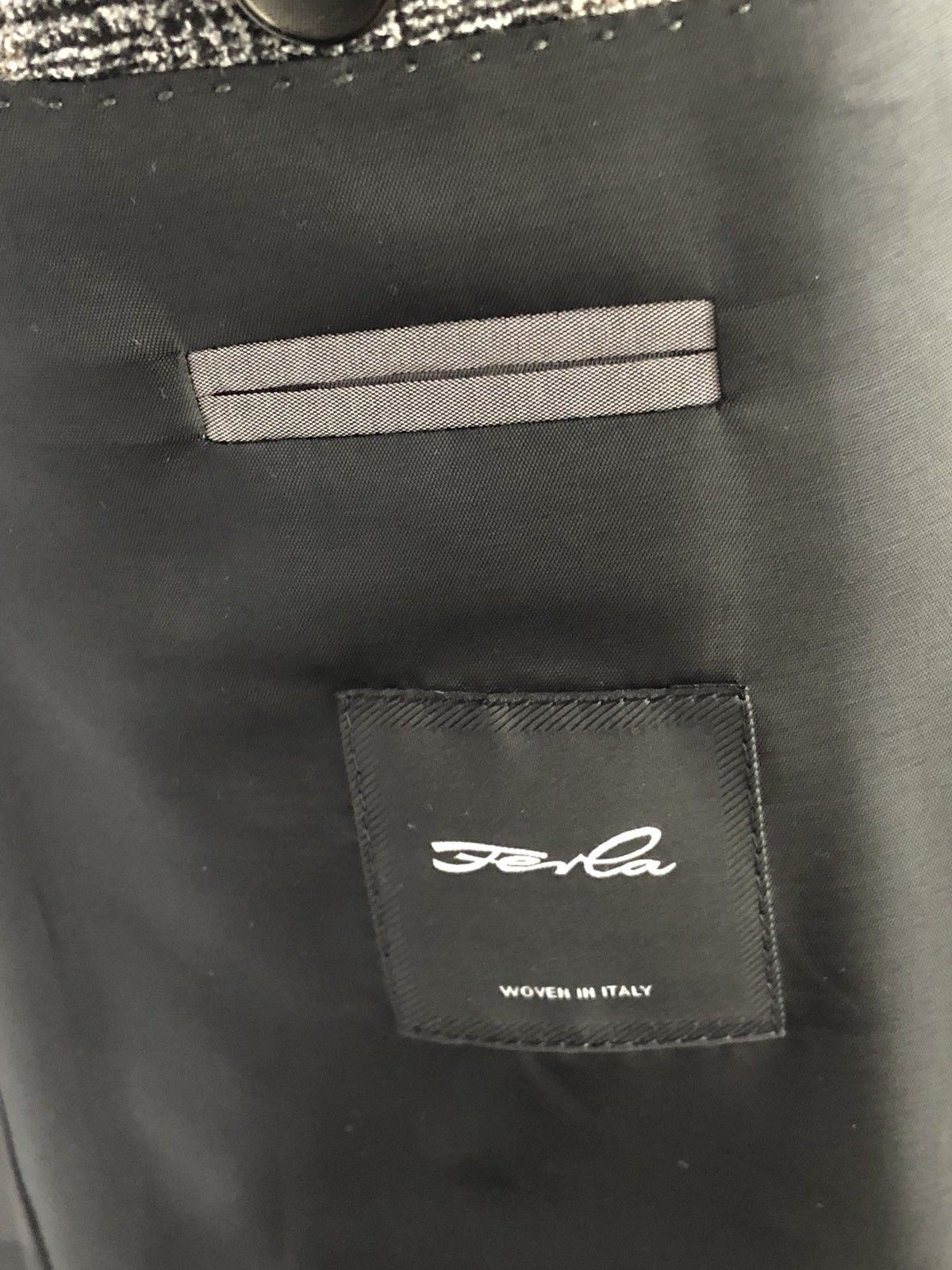 New $1495 Boss Hugo Boss Novan1/Ben Ferla Suit Gray 42R US ( 52R Eu ) - BAYSUPERSTORE