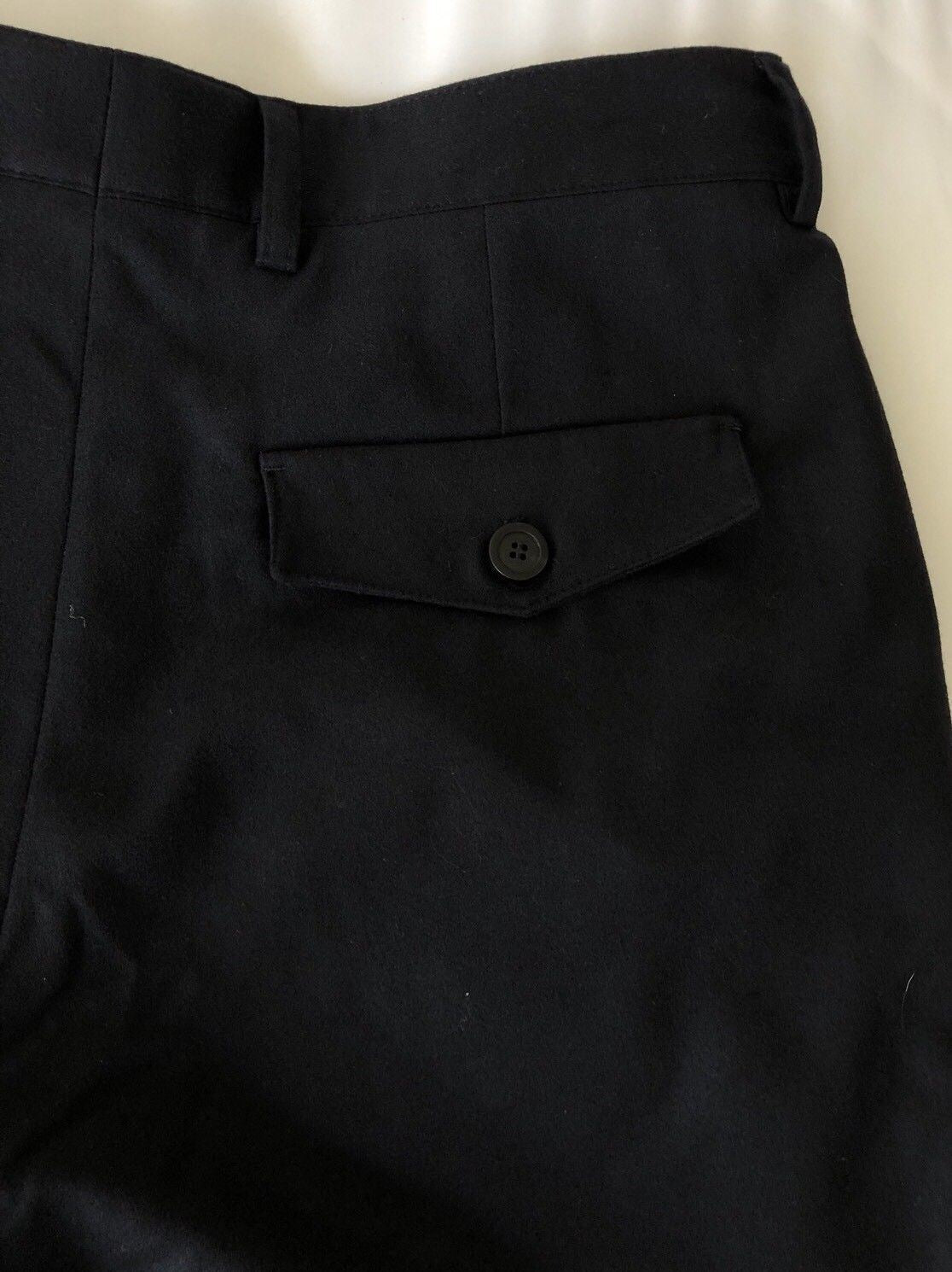 NWT $995 Giorgio Armani Mens Wool Dress Pants Size 38 US (54 Euro) Italy USP034 - BAYSUPERSTORE
