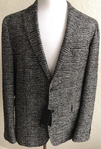NWT $645 Boss Hugo Boss Modern 'Ross' Jacket Blazer Open Gray 38R US