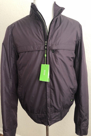 NWT $445 Boss Hugo Boss Jadon 17 Mens Jacket Coat 44R US (54R Eu)
