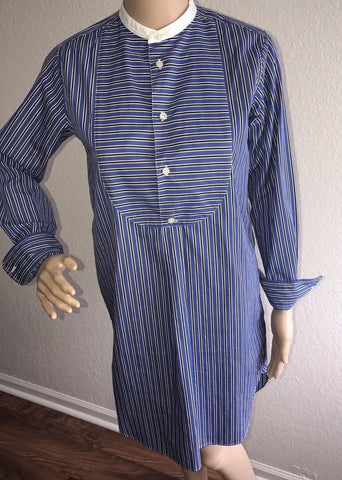 Polo Ralph Lauren $165 Women's Striped Relaxed Fit Shirt Dress Size 2