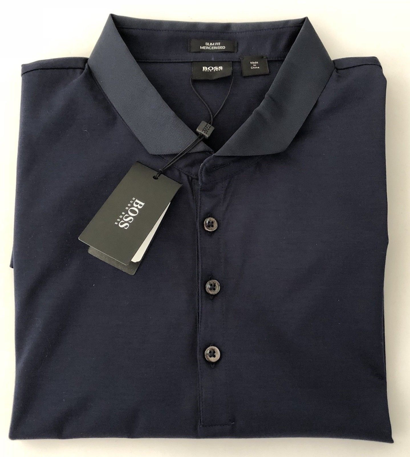 f6a503246 Hugo Boss Polo Shirts From China | Top Mode Depot