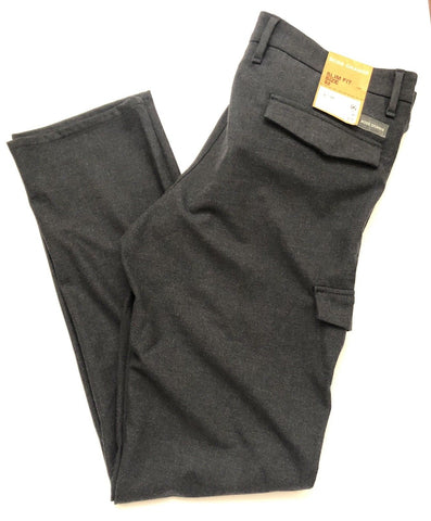 NWT $155 Boss Hugo Boss 'Sinest1' Dark Blue Slim Fit Mens Pants 50 Euro (34 US)