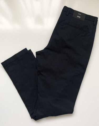 NWT Boss Hugo Boss Kaito3-2-W Slim Fit Mens Modern Pants 50 Eu (34 US)