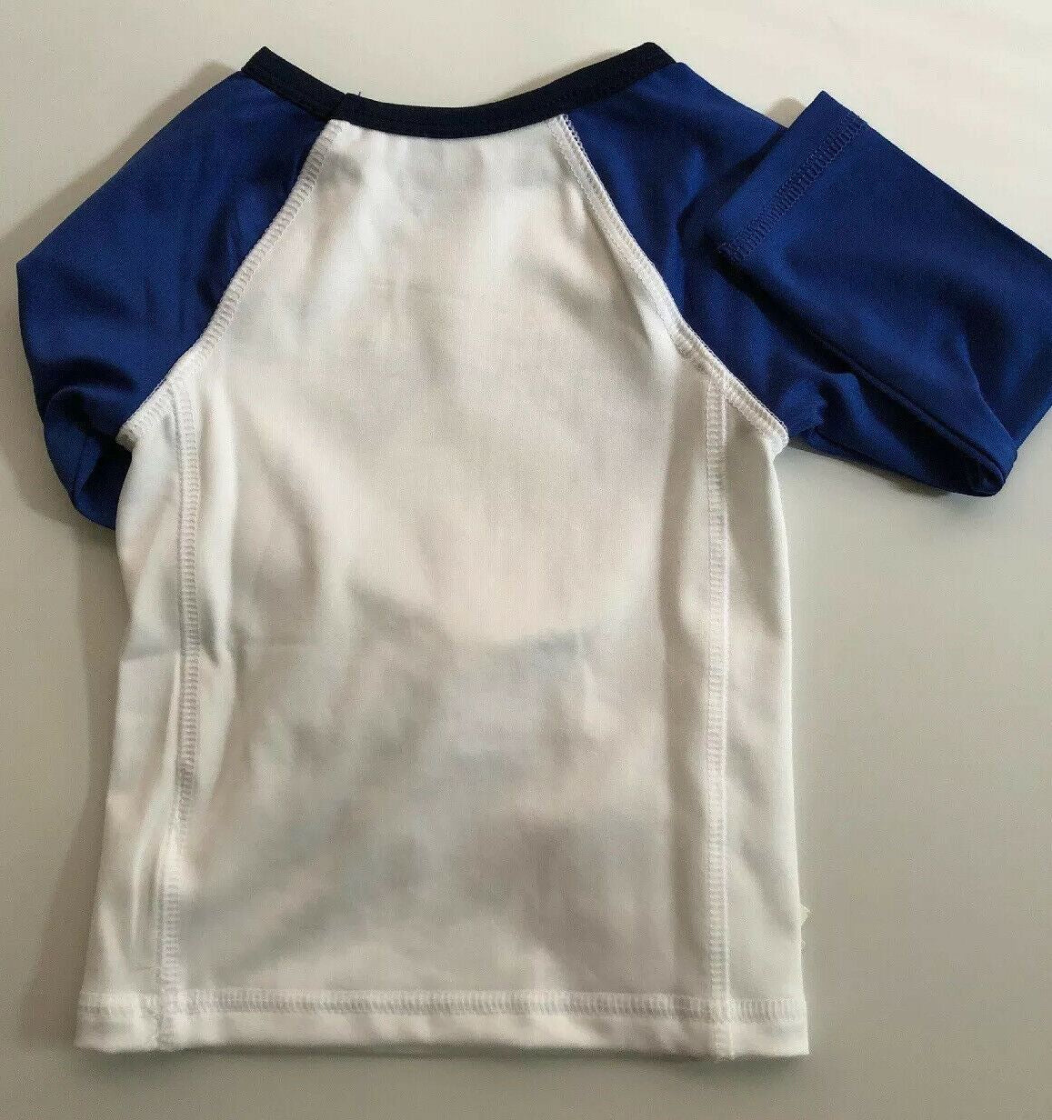 NWT $35 Polo Ralph Lauren Baby Boys Surfer Bear Rash Guard 6M