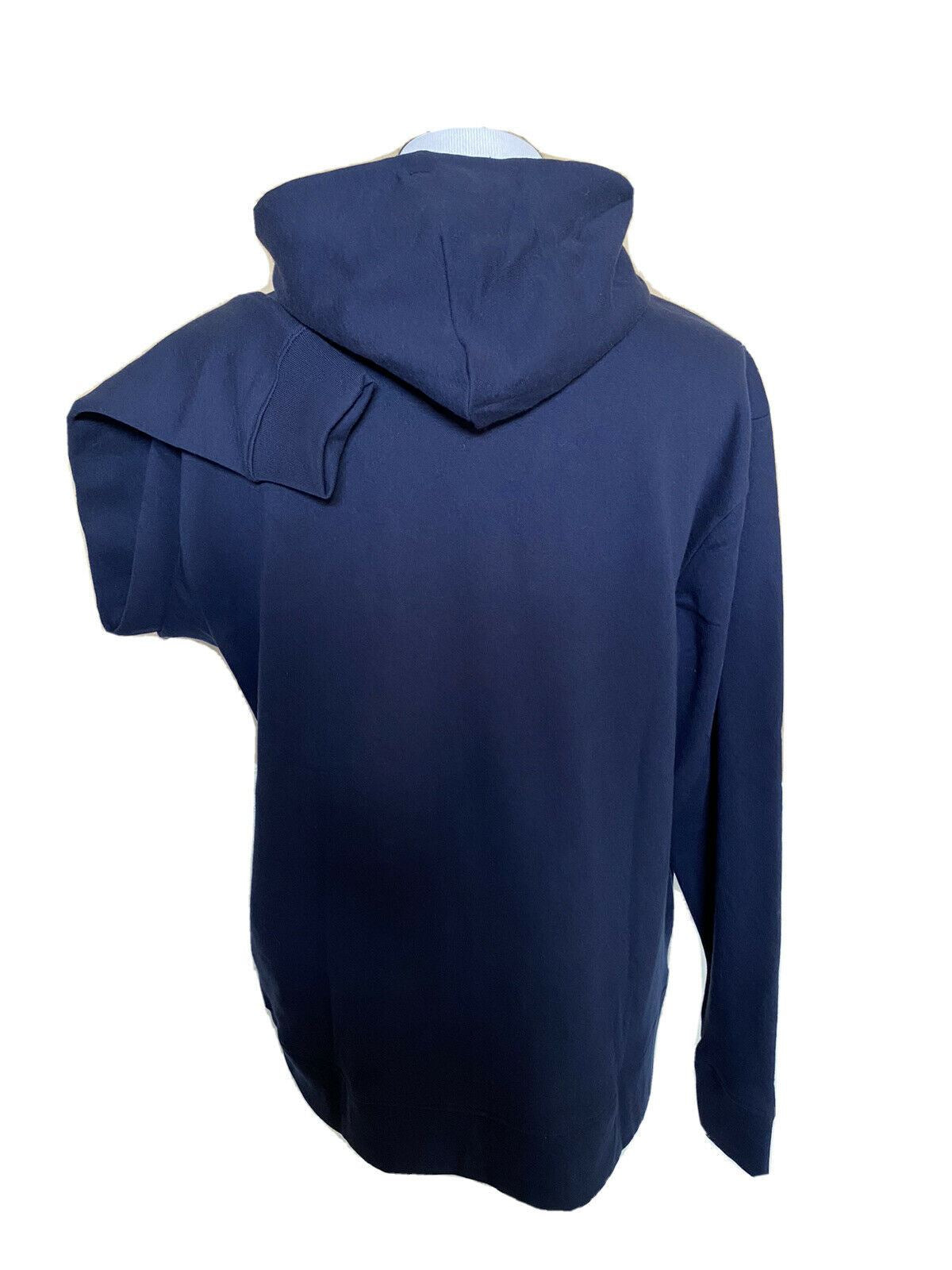 NWT $109.99 Polo Ralph Lauren Navy Sailor Bear Navy Blue Sweater with Hoodie 2XB