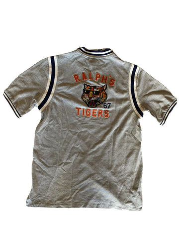 NWT $79.99 Polo Ralph Lauren Tiger Boy's Polo Tee Size M (10-12)