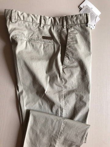 New $385 Armani Collezioni Men's  Pants  Gray 32 US ( 48 Euro ) - BAYSUPERSTORE