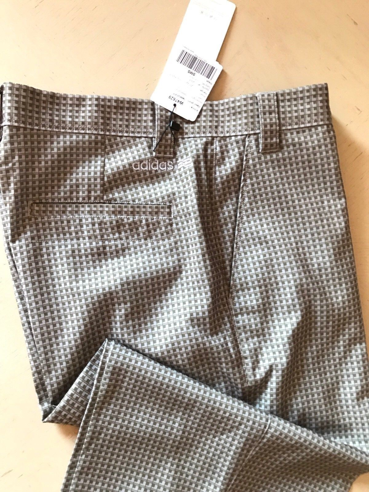 New $225 adidas Pants Golf Fit Green Size M - BAYSUPERSTORE