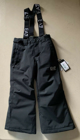 New $345 Emporio Armani EA7 Boys Winter Pents 5-6Y ( 111 )