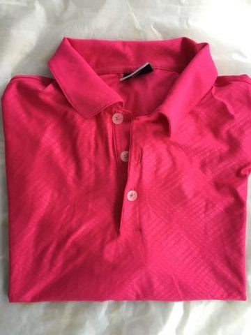 Nike Golf Mens Short Sleeve Polo Shirt Size M Dri-Fit - BAYSUPERSTORE