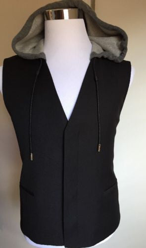 New $1200 Dior Sleeveless Gilet Jacket Vest S US ( 48 Eur ) Italy - BAYSUPERSTORE