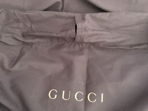 Brand New Gucci Garment Large Suit Bag ITALY - BAYSUPERSTORE
