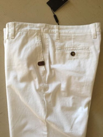 New $250 SAND Men's Pants White 36 US ( 52 Eur) Italy - BAYSUPERSTORE