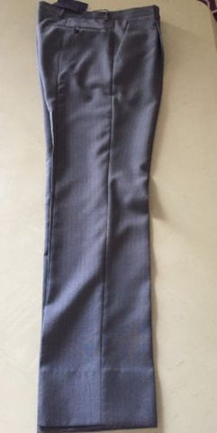 New $1150 Prada Mens Dress Pants Gray 50 Eur ( 34 US ) 2016 Italy - BAYSUPERSTORE