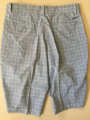 Nike Golf Men's Short Pants Gray Size 30 $80 NWT - BAYSUPERSTORE