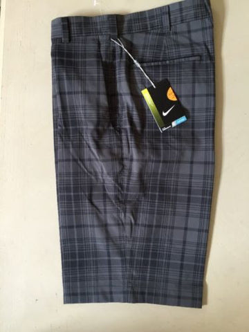 NWT $70 Nike Golf Mens Short Pants Gray Size 28 - BAYSUPERSTORE