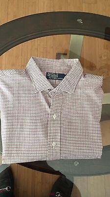 NWT Retail Price $89.50 Polo Ralph Lauren Dress Shirt XL - BAYSUPERSTORE
