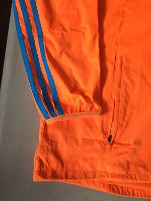 NWT Retail Price $ 110  Adidas   Men's Sport Jacket Size L - BAYSUPERSTORE
