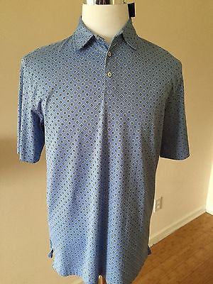 NWT Retail Price $98 Polo Ralph Lauren Golf Shirt Short Sleeve M - BAYSUPERSTORE