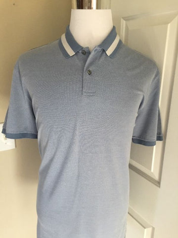 NWT  Gucci Mens  Short Sleeve  Polo Shirt   Size XL Italy - BAYSUPERSTORE