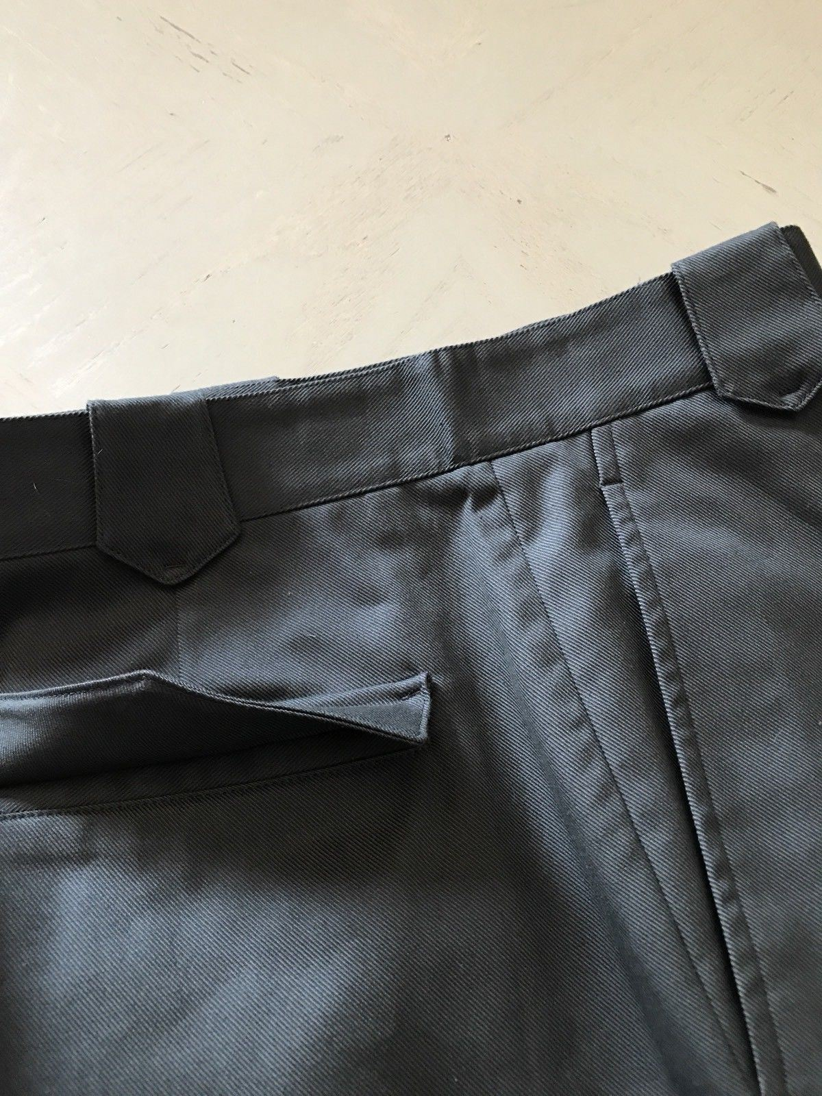 NWT $895 Giorgio Armani Mens Pants Dark Green 34 US  Italy - BAYSUPERSTORE
