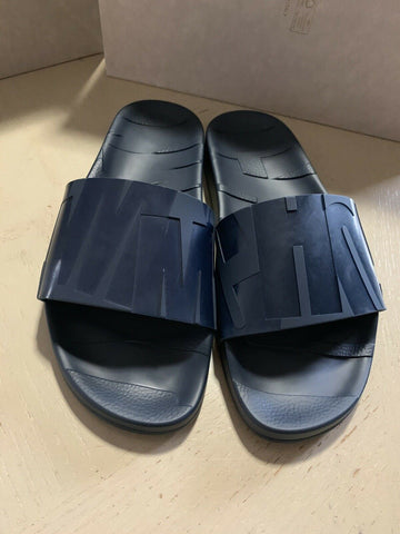 New Jimmy Choo Mens Sandal Blue 8 US ( 41 Eu ) Italy