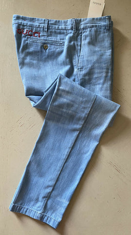 NWT $945 Gucci Men's Pants Jeans Pents 36 US ( 52 Euro ) Italy