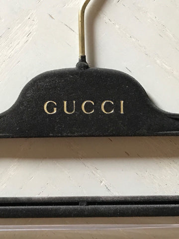 New Gucci Non-slip Brown Pants Hanger - BAYSUPERSTORE