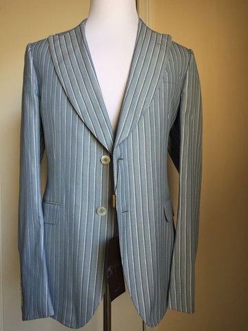 NWT $2475 Gucci Men's Sport Coat Jacket Blazer 44 US ( 54 Euro ) Italy - BAYSUPERSTORE
