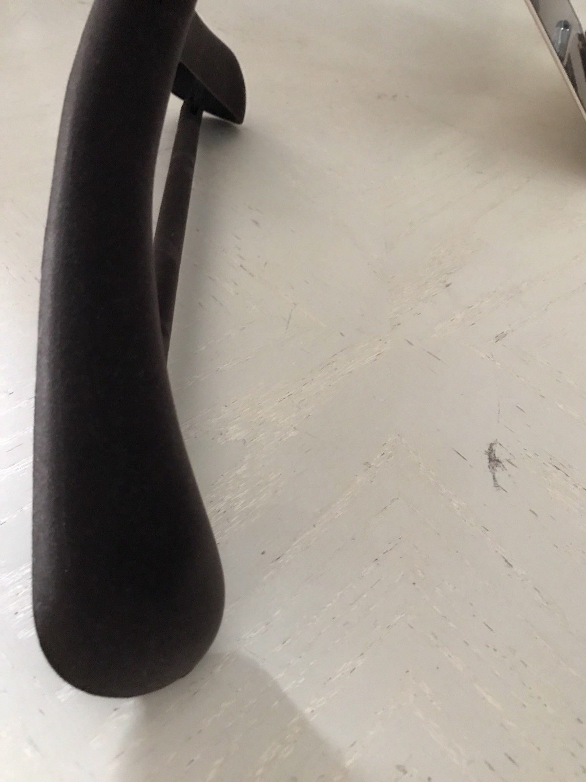 New Gucci Non-slip Brown Velvet Woman Suit  cloth Hanger - BAYSUPERSTORE