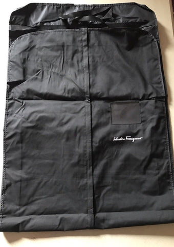 Brand New Salvatore Ferragamo Garment (Suit. Coat) Black Bag - BAYSUPERSTORE