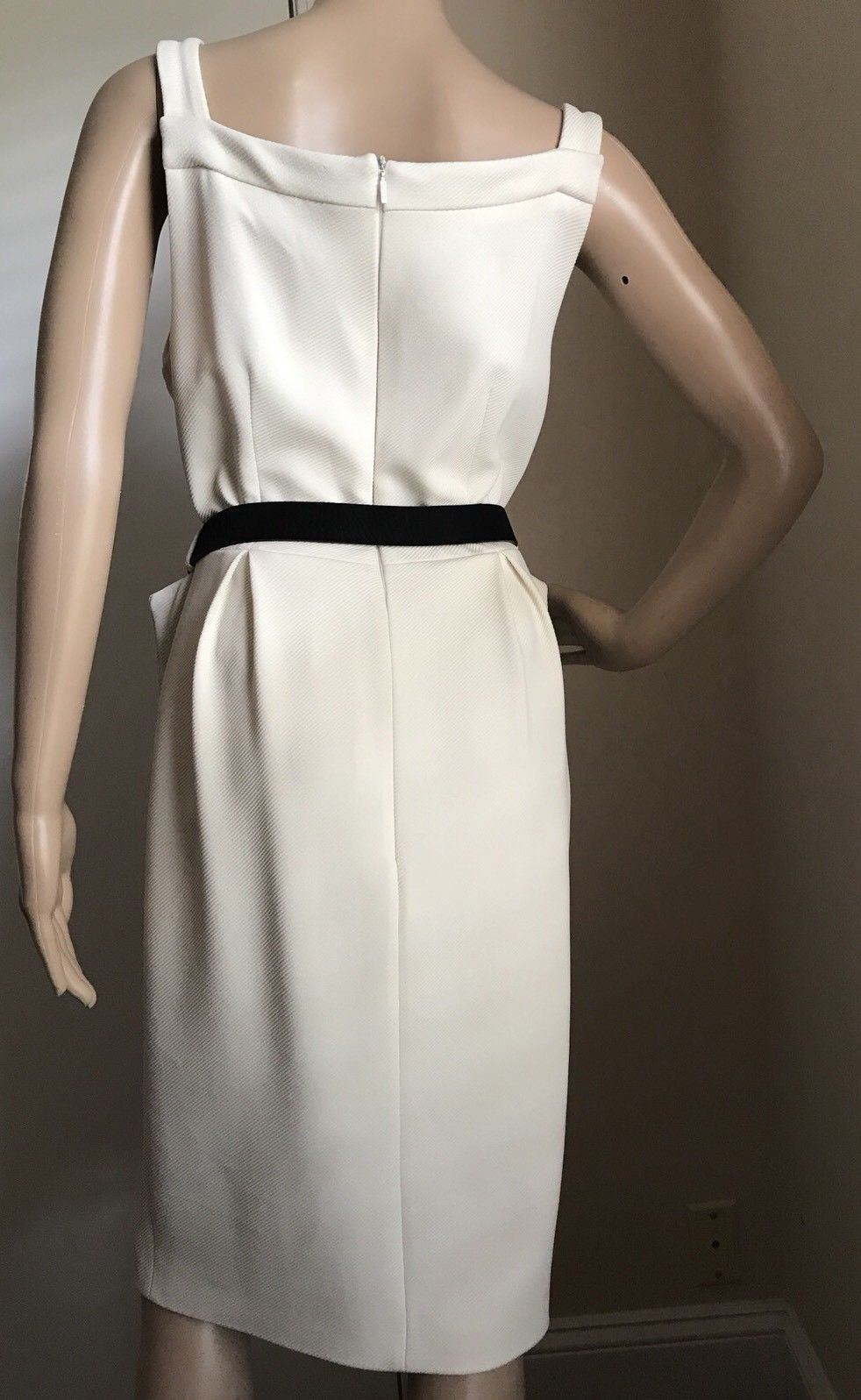 $3945 Gucci  Dresses White Size L Made In Italy - BAYSUPERSTORE