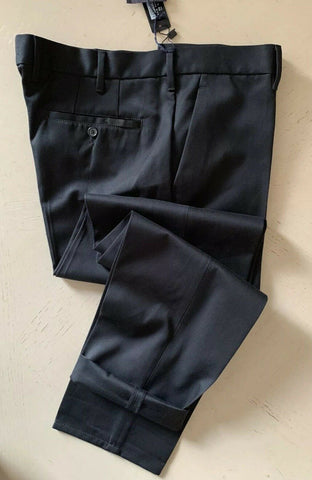 NWT $650 PRADA Mens Pants Black Size 38 US Italy