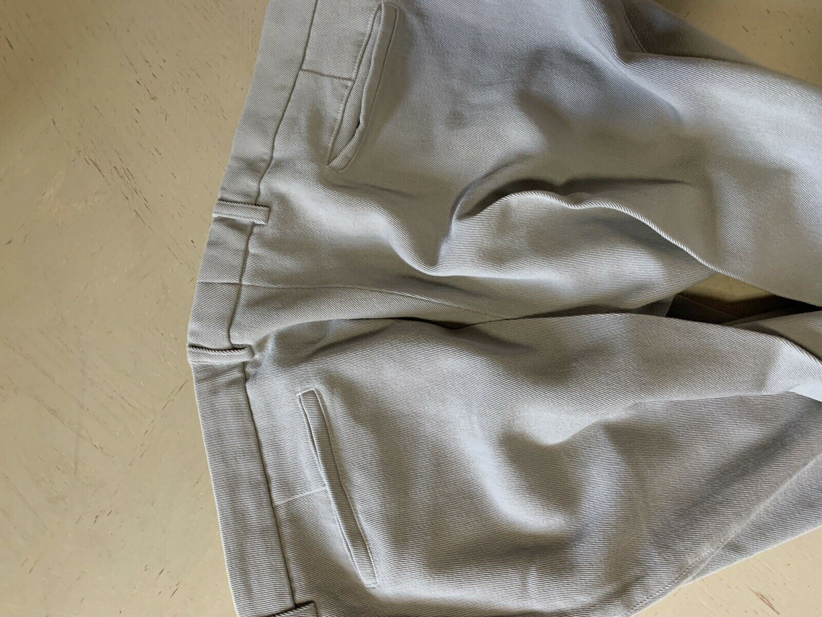 NWT $875 Giorgio Armani Mens Pants Gray 40 US ( 58 It) Italy