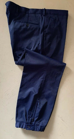 NWT  $850 PRADA Mens Pants Blue 40 US ( 56 Eu )