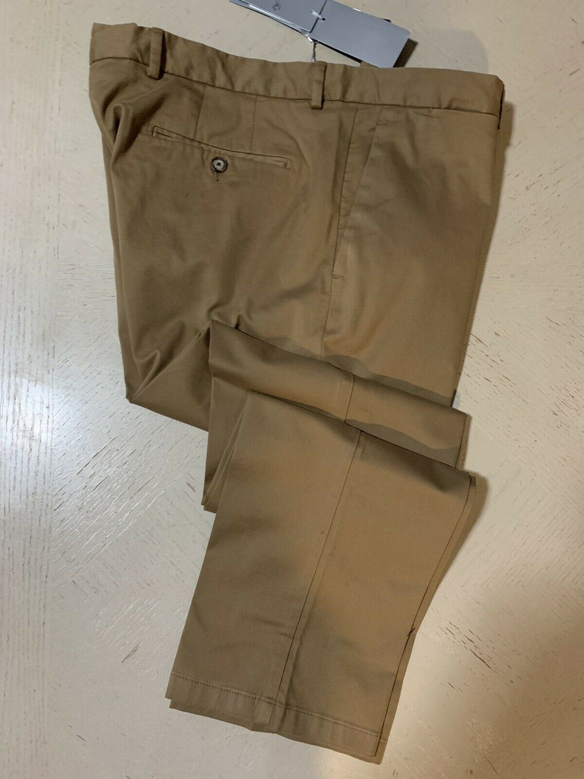 NWT $450 Ralph Lauren Purple Label Mens  Pants Slim Fit Green 38/32L US