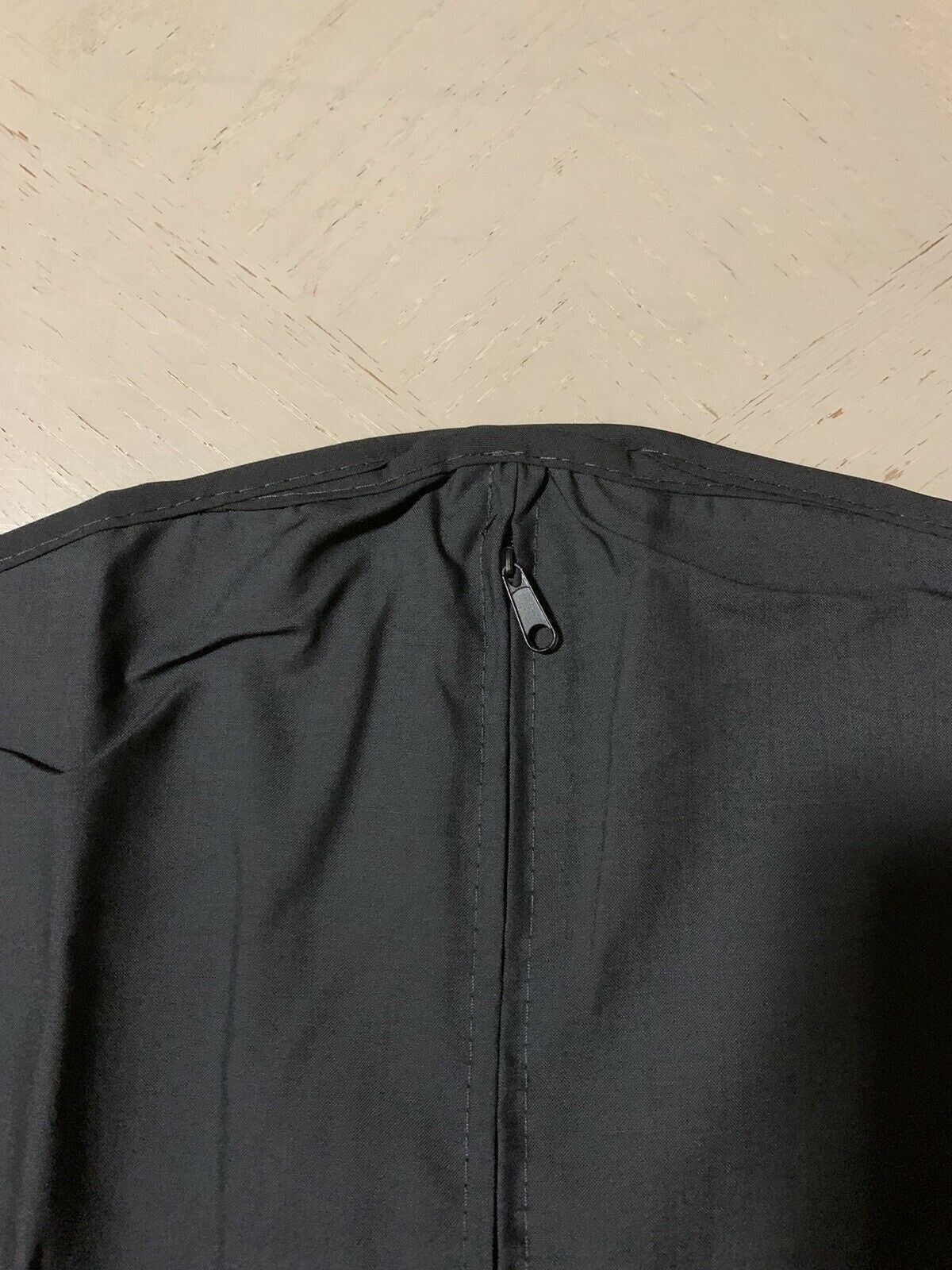 Brand New Ermenegildo Zegna Garment (Suit) Dark Brown Bag